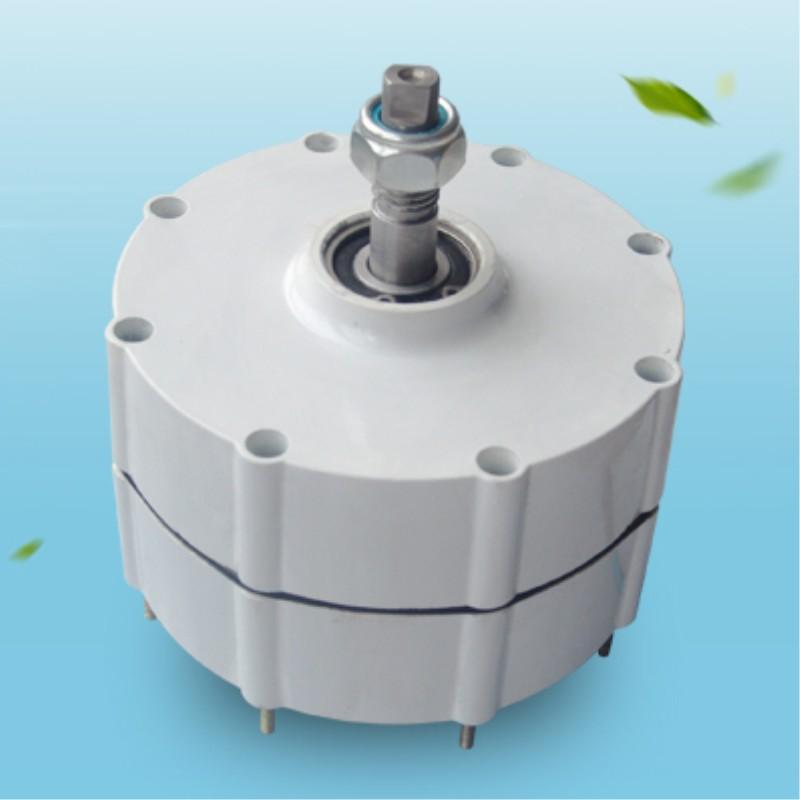 FANGYONG能源600W定制24v48V36V72V永磁发电机马达电动车改装实验