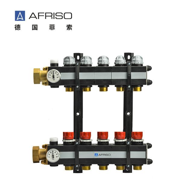 AFRISO德国菲索 塑料分水器MC32 SV
