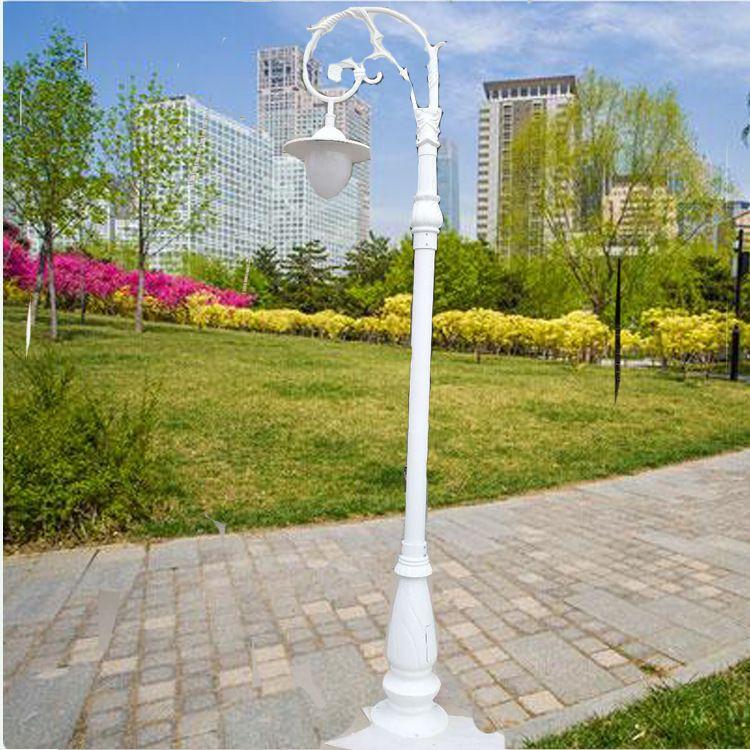 至欧照明 太阳能庭院灯-户外景观灯 花园草坪灯实力厂家