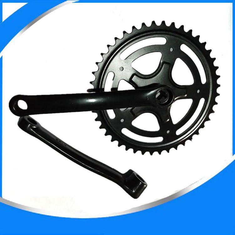 供应高品质、高质量自行车配件 自行车链轮曲柄 【厂家直销】