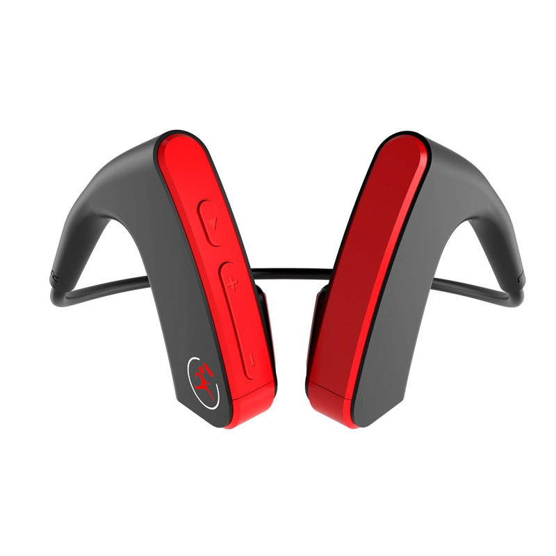 E1骨传导蓝牙耳机听音乐通话户外运动安全头戴式超长待机专利产品