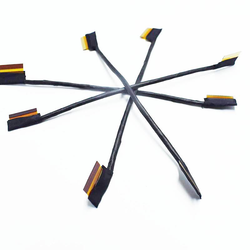 厂家直销长期供应LVDS线 液晶屏连接线 镀金屏蔽线hdmi高清线