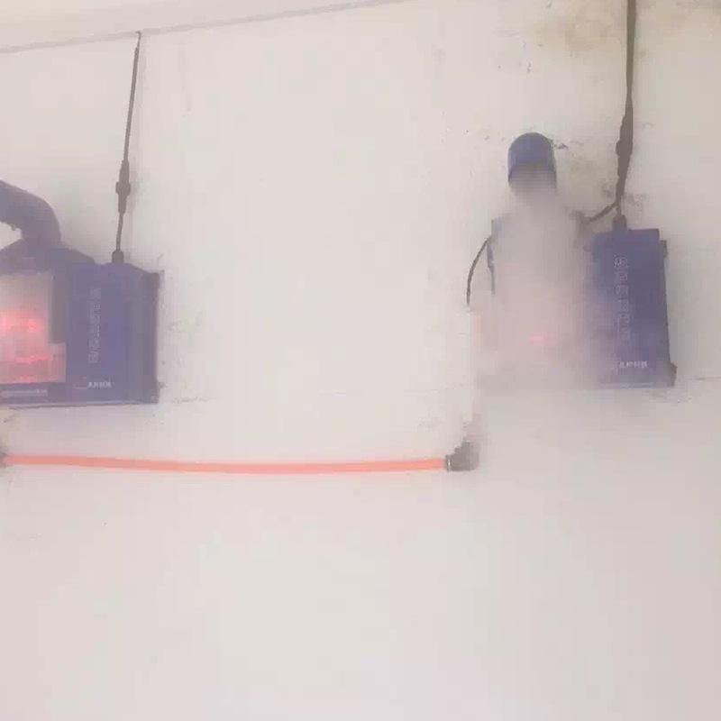 养殖场消毒设备超声波消毒设备智能人员通道消毒机