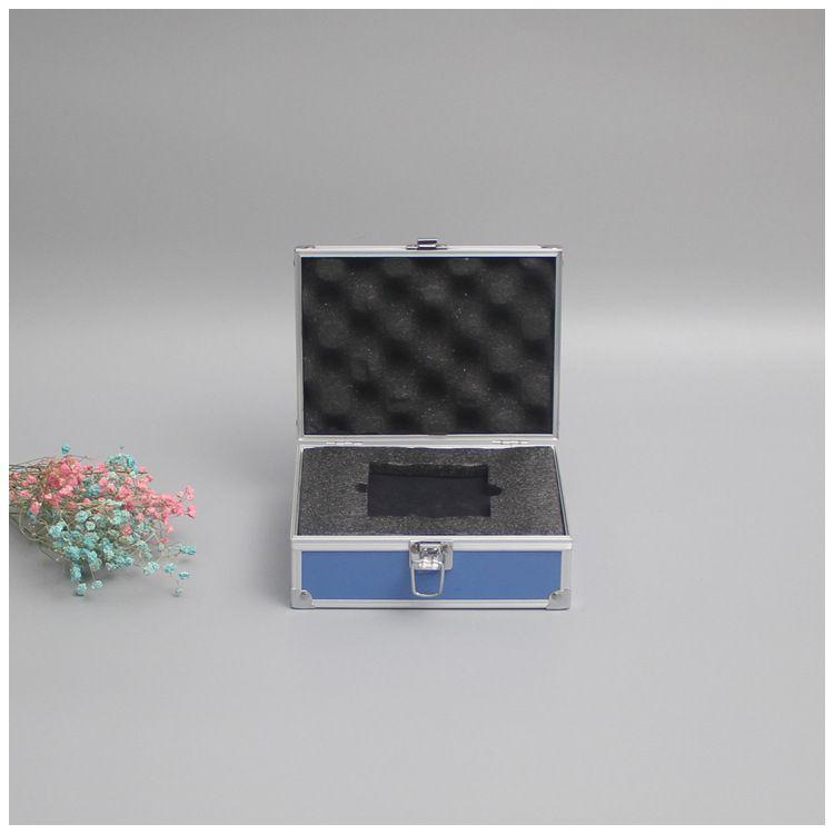 厂家直销多功能铝合金工具箱铝合金手表仪器箱