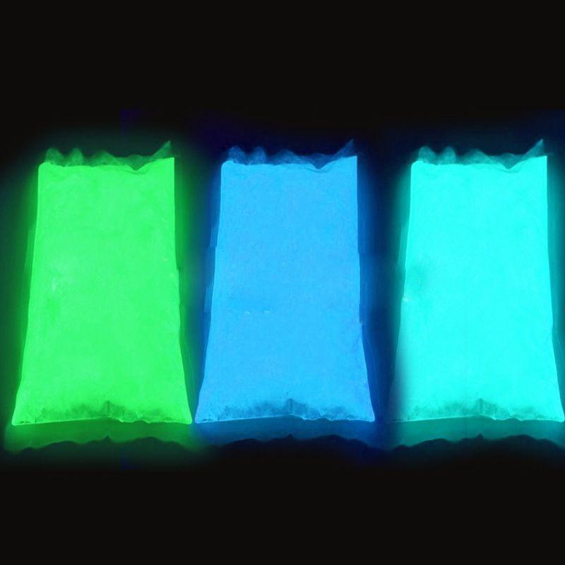 厂家夜光粉 --长效、黄绿色,超细,防水 夜光涂料用