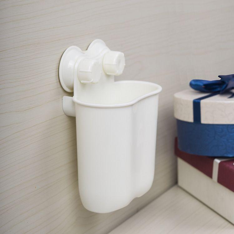 虹达牙刷筒系列/ 强力吸盘式牙刷筒创意牙刷架牙刷筒 HD-2256