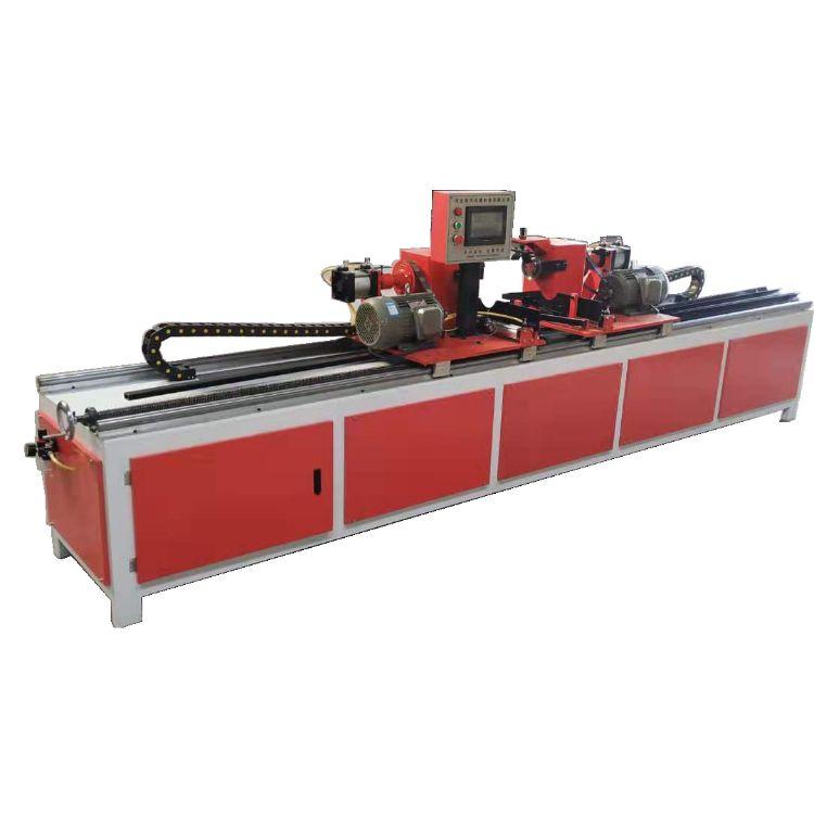 纸管精切磨头机 数控纸管磨头机 全自动磨边机 纸管机械设备