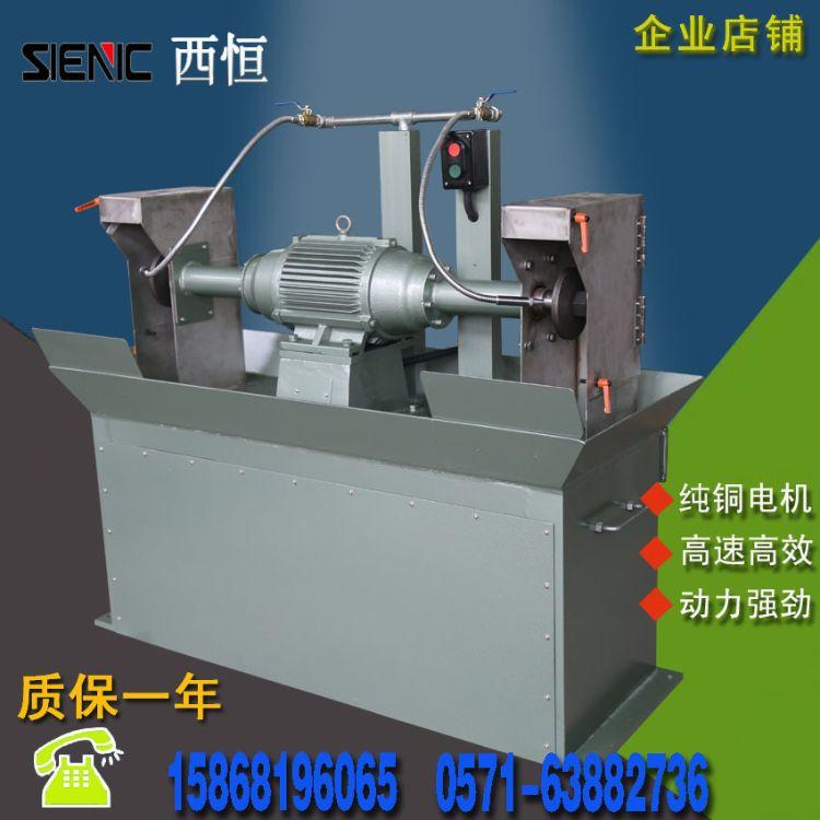 无尘环保水磨抛光机箱式打磨机带水冷却除尘抛光机MX3030A