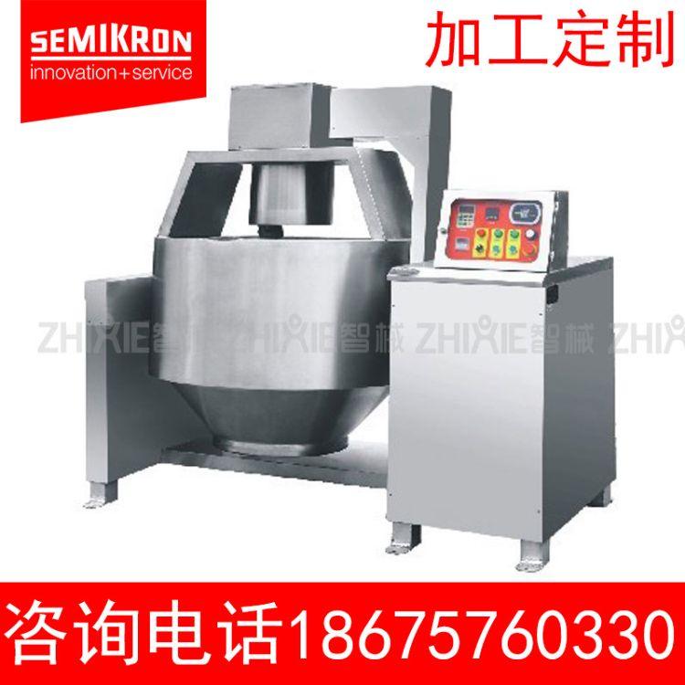 厂家直销酱料行星炒锅赛米控 大型全自动炒锅
