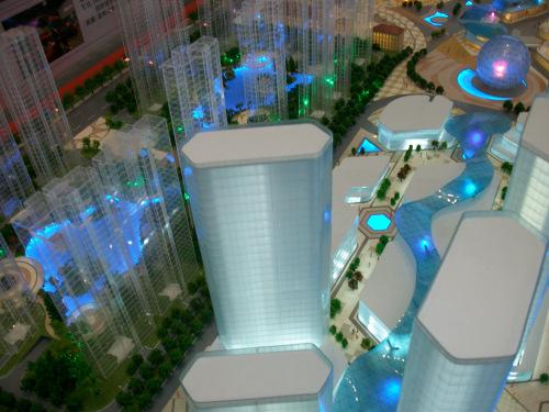 吉安沙盘模型制作工厂