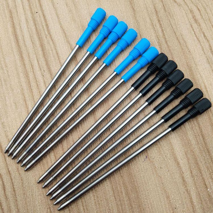水晶笔笔芯圆珠笔芯金属笔芯大钻石笔笔芯替换芯 81MM