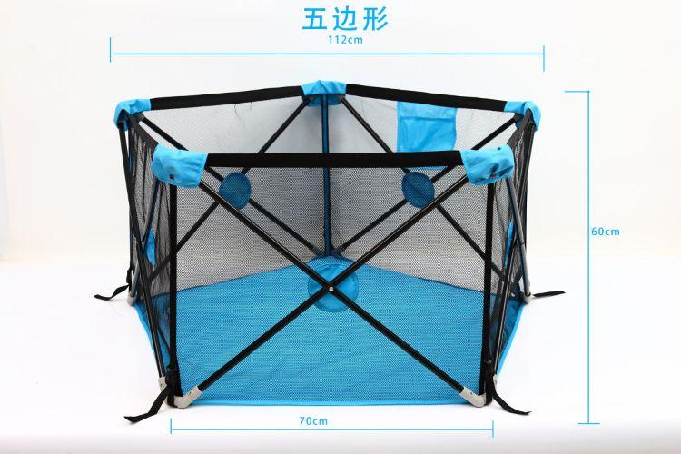 宝宝专用儿童游戏围栏内室家用爬行安全栅护栏婴儿学步围栏