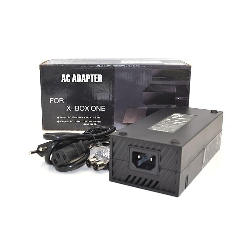 现货 适用XBOX  ONE美规 欧规 电源适配器 ONE游戏主机充电器火牛