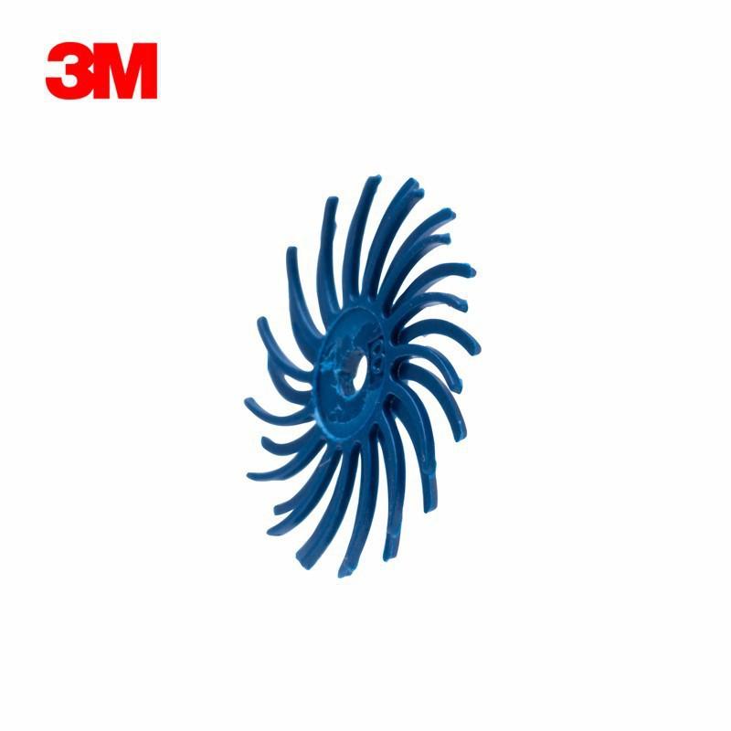 3M BB-ZB 陶瓷氧化铝小旋风转矩砂碟 切割打磨陶瓷氧化铝砂碟