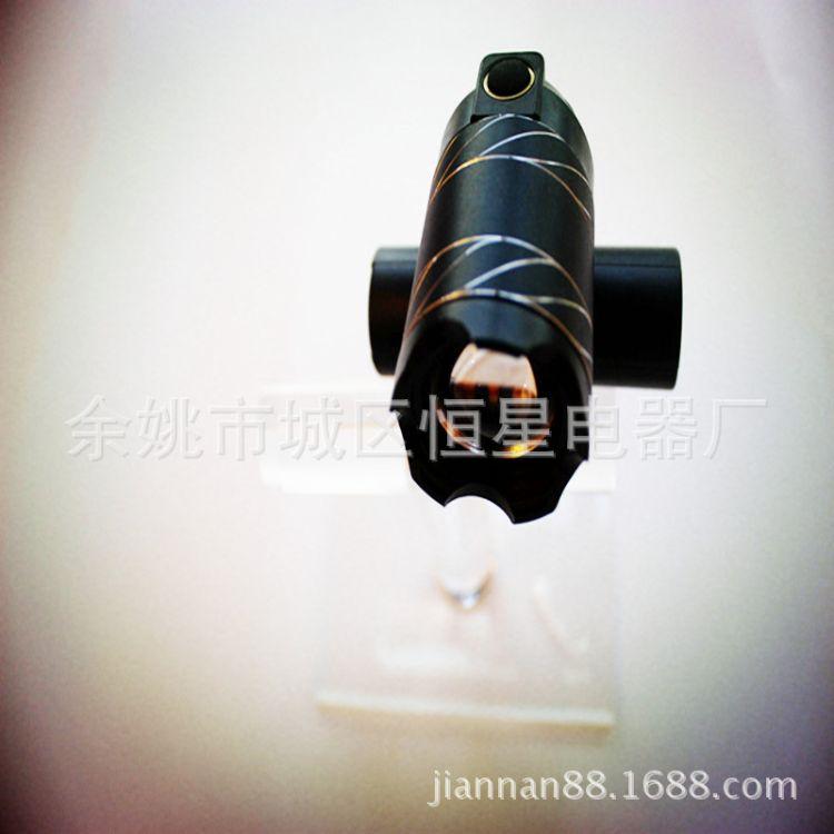 厂家直销USB充电自行车前灯 夜骑装备照明灯