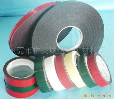 耐高温泡棉胶 专用防静电双面胶带