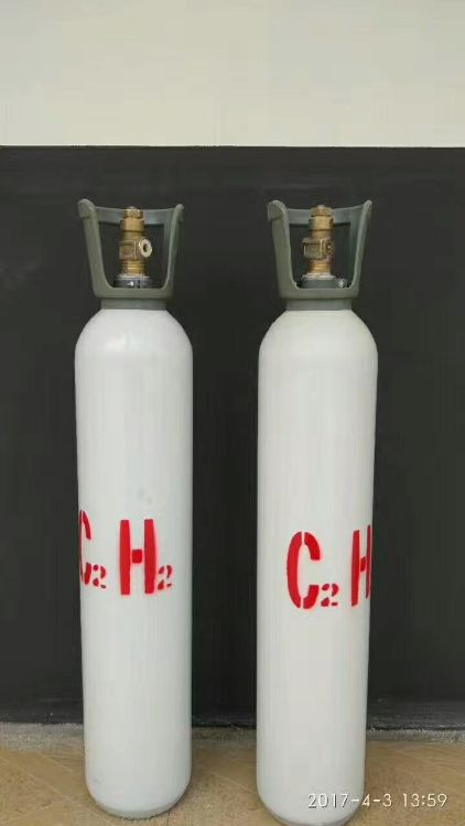 山东永安 出口级 10L15L 乙炔瓶小乙炔瓶 颜色多样 质量过硬
