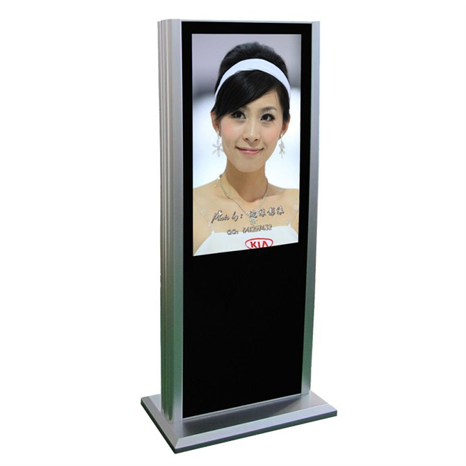 厂家销售 42寸户外立式双屏广告机