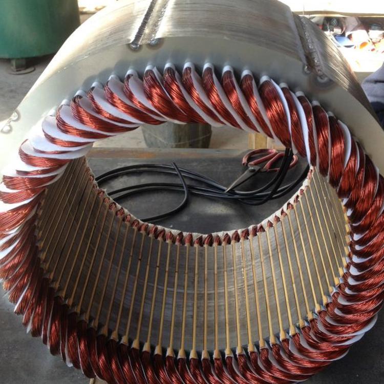 中小型风力发电机的电机可承接改装定制批发三相交流20KW发电机