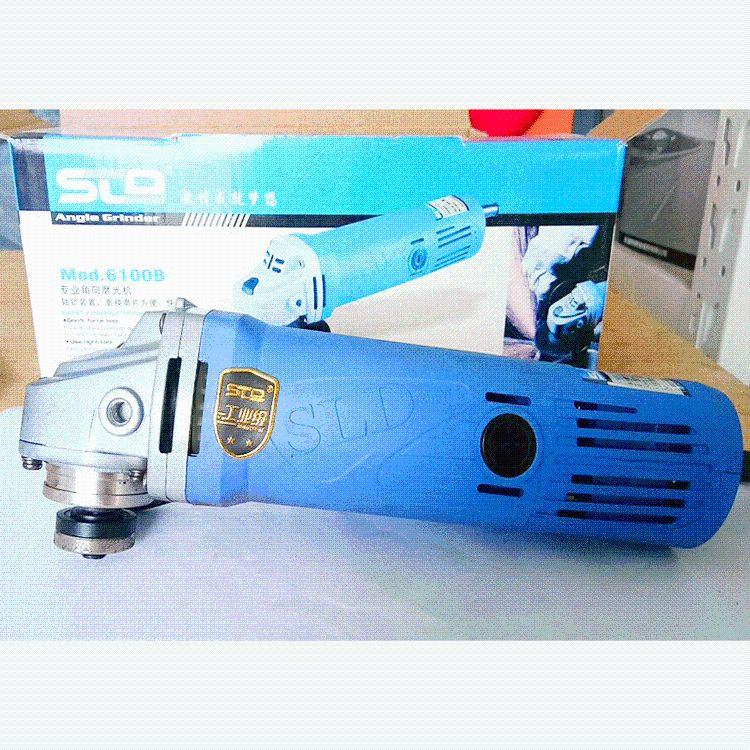 韩强磨机多功能家用磨光机手砂轮切割机手磨抛光打磨机电动工具