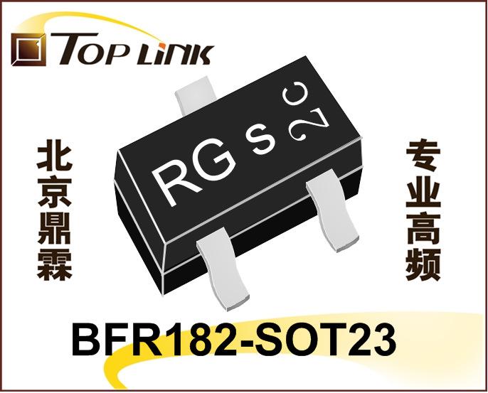 BFR181W丝印RFs高频三极管封装SOT323