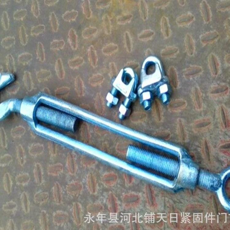 批发电力金具  CO型玛钢花兰栓 热镀锌花兰螺栓