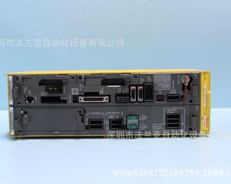 A05B-2400-C060 FANUC机器人主机,驱动销售九成新,可维修测试