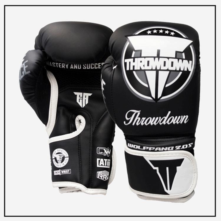 品牌仕尔道拳套定制批发 拳击散打武术训练拳击手套沙袋