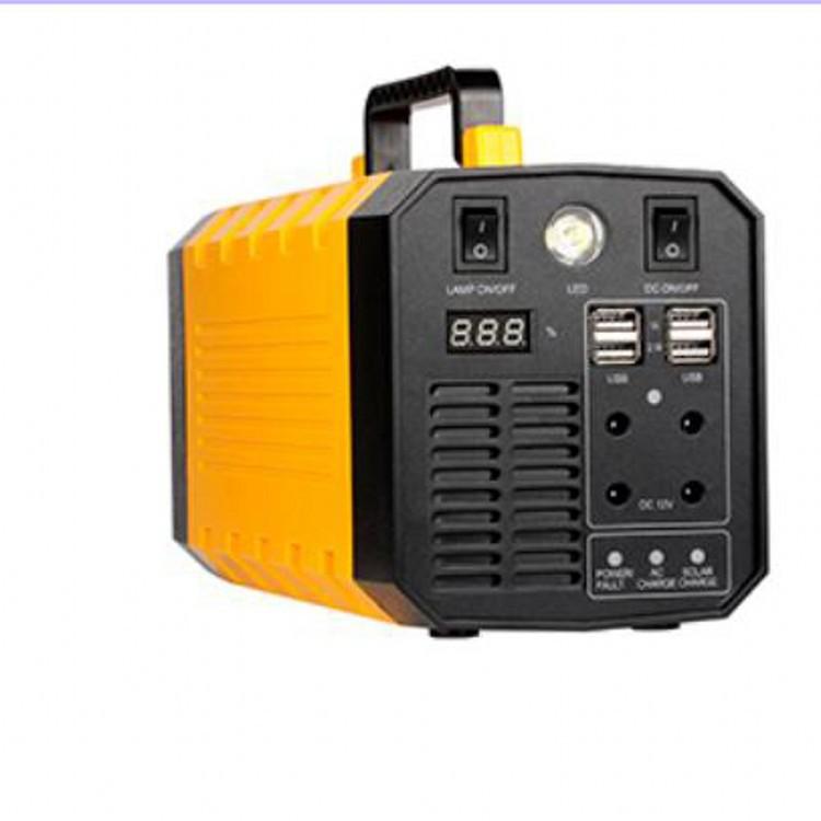 厂家直销   太阳能发电系统USB接口便携家庭实用太阳能发电机