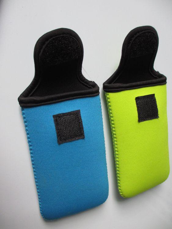 厂家定做潜水料手机袋 橡胶手机保护套 加印定做客人logo