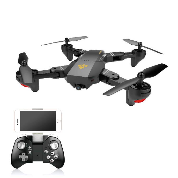 XS809W高清航拍无人机 折叠定高广角wifi实时图传四轴遥控飞行器