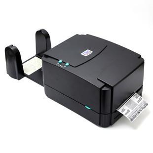 TSC244Pro条码打印机不干胶标签打吊牌热敏碳带服装水洗唛标签机