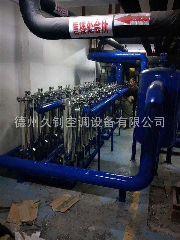 地热井供暖设备批发地热井供暖设备久钊空调