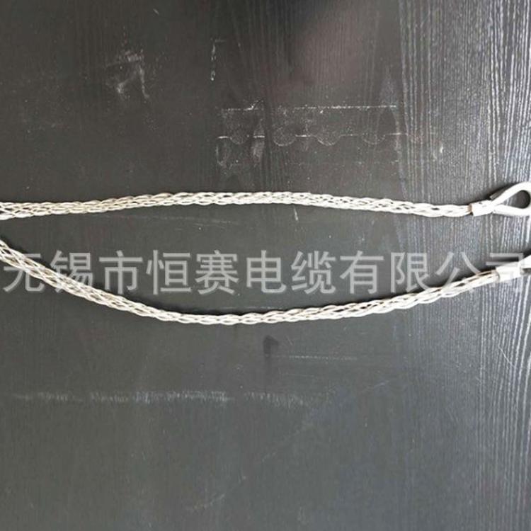 厂家直销电缆网罩吊具 预分支电缆安装网套吊具网罩 不锈钢拉线