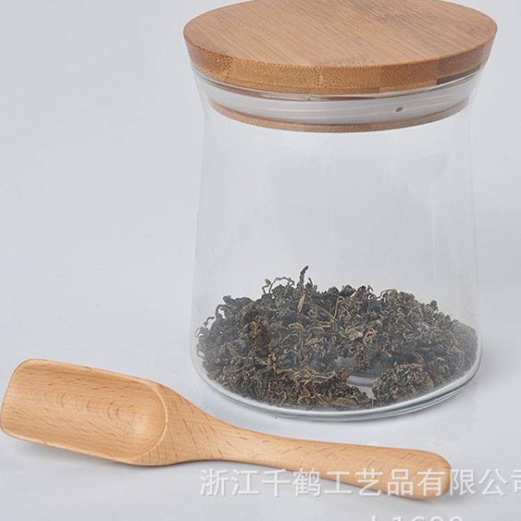 出口日本榉木长柄茶匙咖啡匙