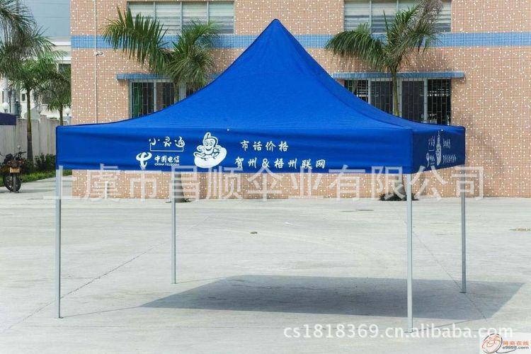 厂家定制折叠帐篷 广告帐篷 四角顶篷  义乌户外帐篷批发