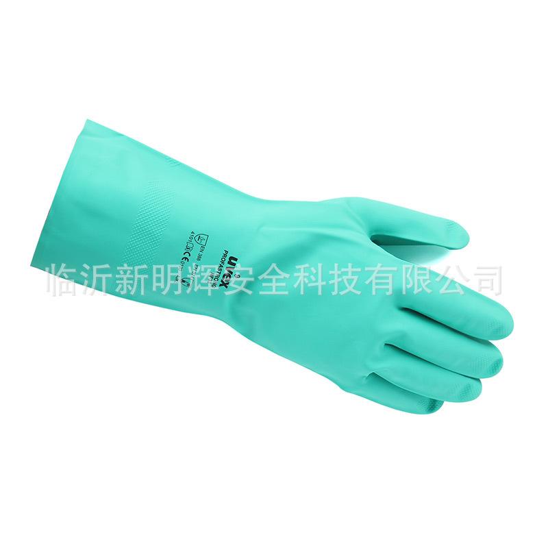 [UVEX]德国优唯斯60122 防油防酸碱手套 耐磨防滑手套