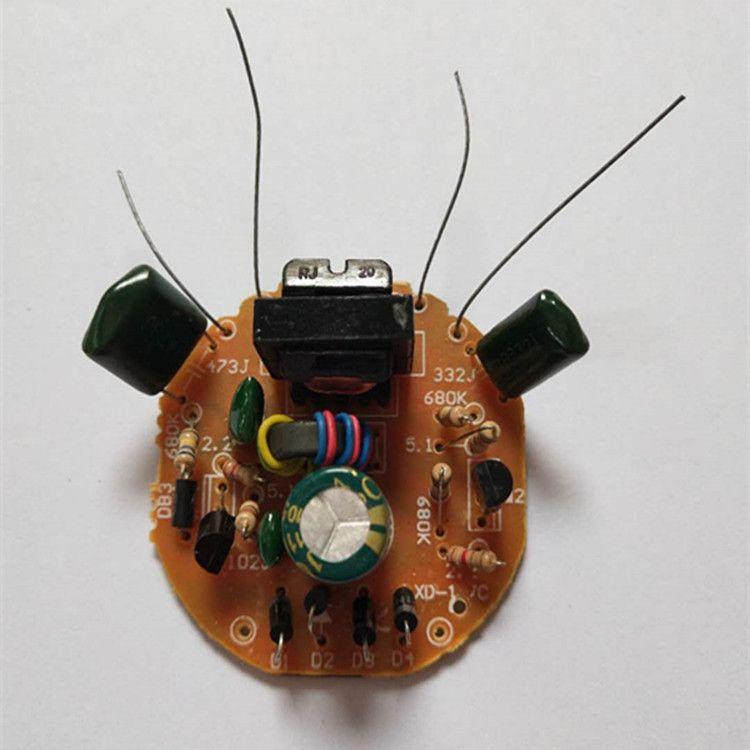 厂家直销电子镇流器15W节能灯线路板三基色电子节能灯