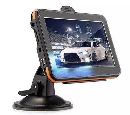 5寸便携式GPS导航仪 车载导航仪 汽车导航仪供全球外贸公司出口