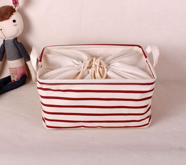 棉麻衣物棉被收納袋 防水防潮裝被子袋子 櫥柜整理袋 被子收納
