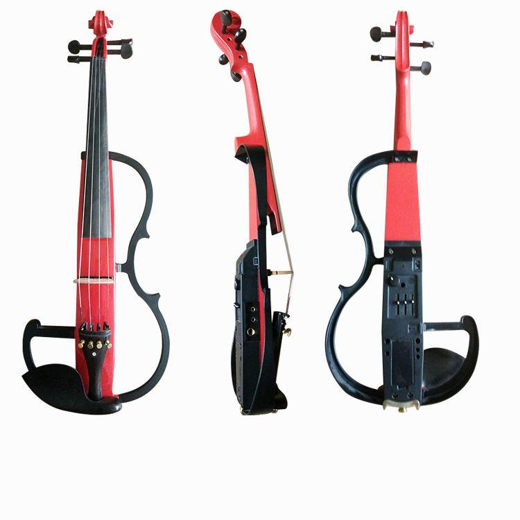 全手工高档电子电声小提琴 韩国进口拾音器 音质好