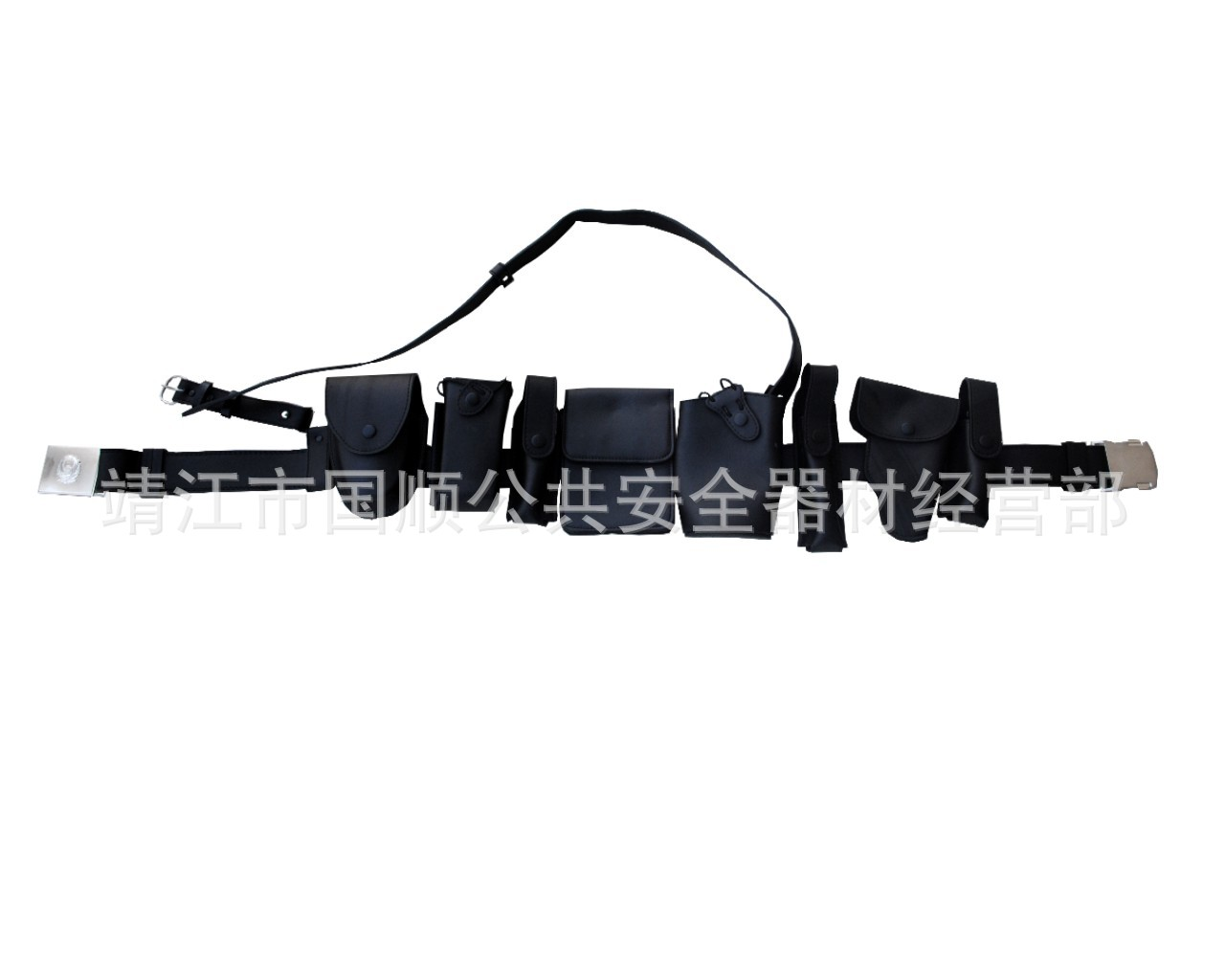 厂家供应尼龙多功能腰带八大件武装带8件套批发