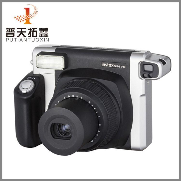 礼品富士拍立得一次成像相机instax 宽幅W300 5寸 立拍得LOMO