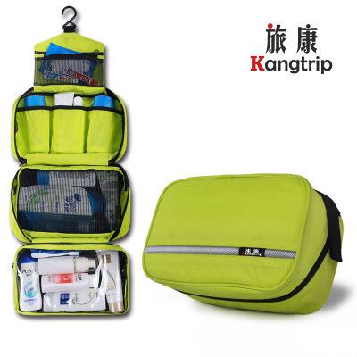 现货批发多功能防水牛津布旅行收纳包 手提化妆包定制 韩国洗漱包