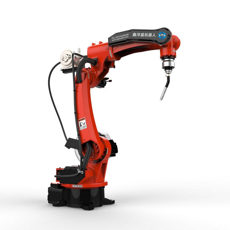 XYS1006A-145机械臂 多功能6轴机器人 不锈钢激光焊接机械手