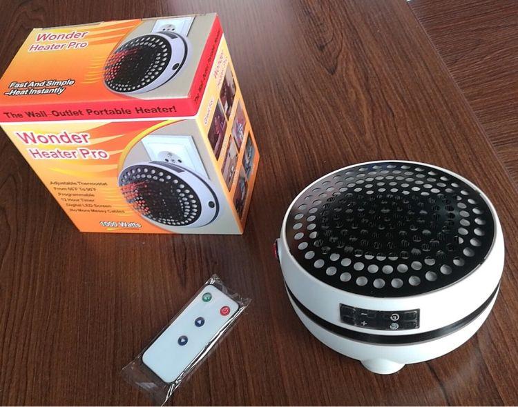新款卡通迷你暖风机小型桌面取暖器可爱家用电暖器厂家 欧规 美