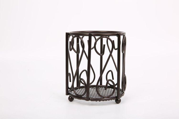 创意铁丝架厂家直销定制批发艺术杯架整理收纳调味品架酒架茶杯架