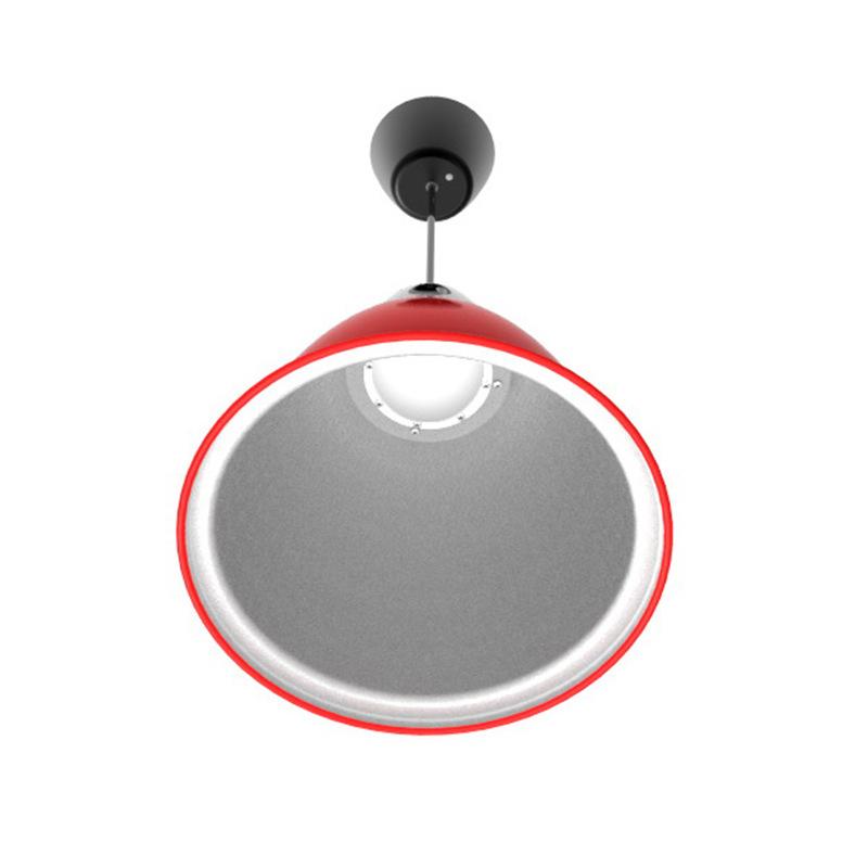 led生鲜灯超市灯30W熟食吊灯照明IP65多款颜色海鲜市场工矿灯照明