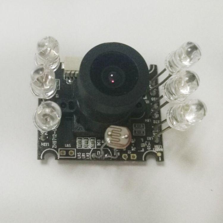 720P可带红外夜视灯  USB接口摄像头模组 厂家直销源头好货