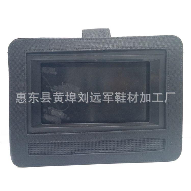 现货7寸9寸10寸DVD汽车头枕包便携包车载DVD平板包